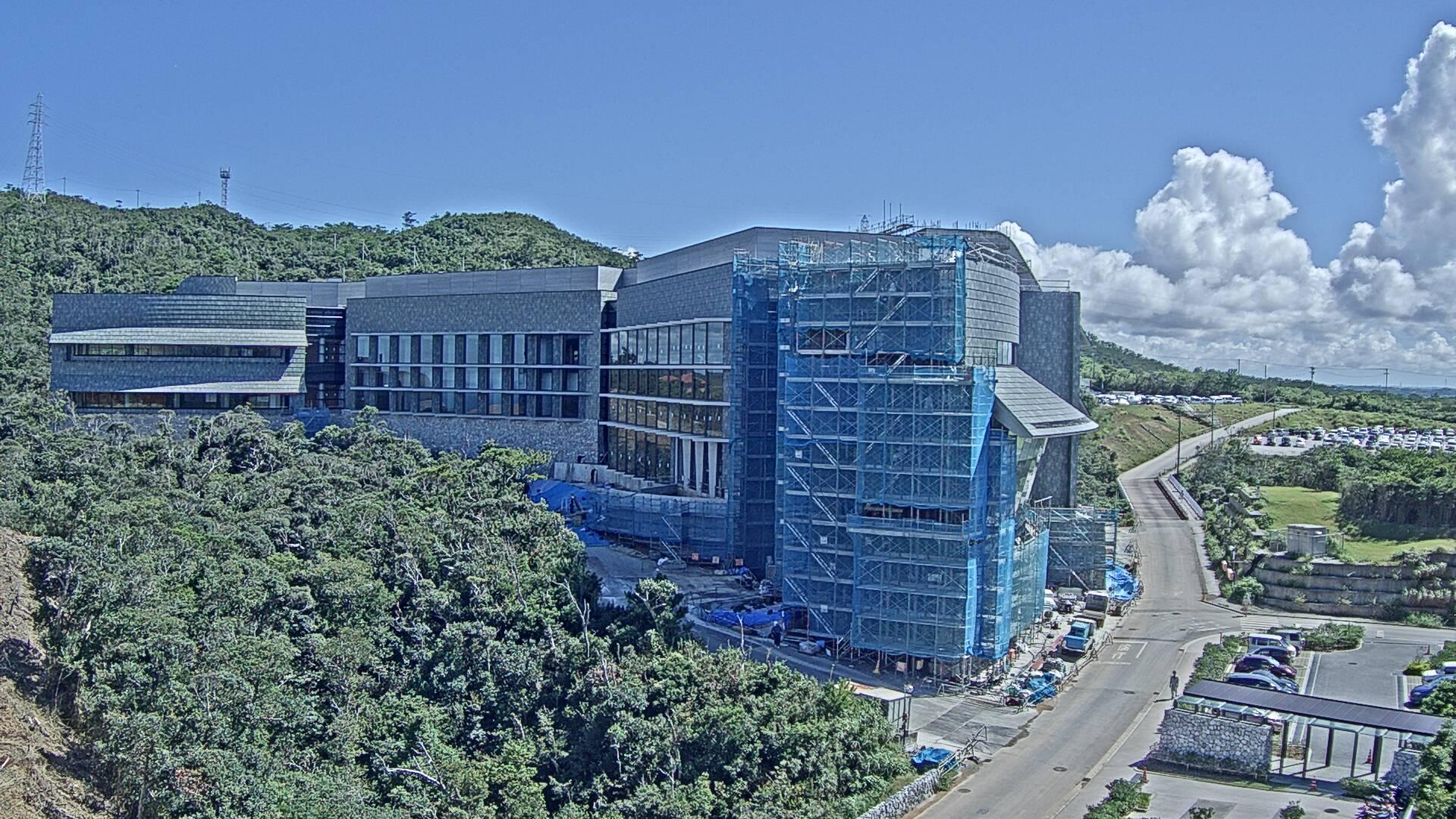 Most recent photo of Lab 4 construction progress.